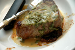 tenderloin medallion tarragon
