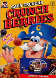 cap'n crunchberries
