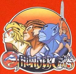 Thundercats Show on Thundercats   Brix Picks   Tv Shows