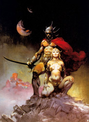 frank frazetta