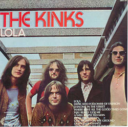 the kinks lola