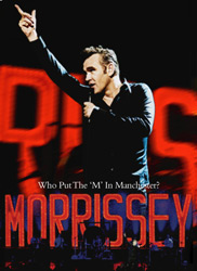 who put the m in manchester morrissey