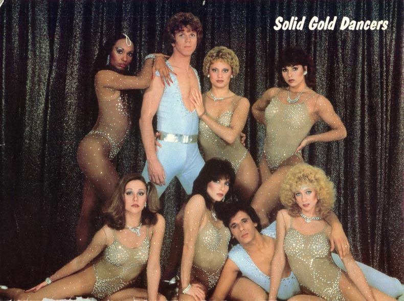 solid gold dancers