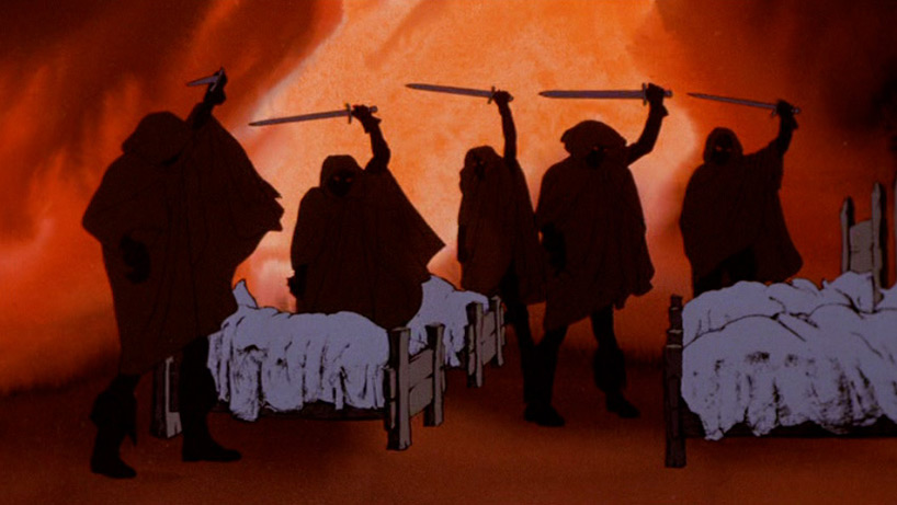 Ralph Bakshi's Lord of the Rings - Black Riders