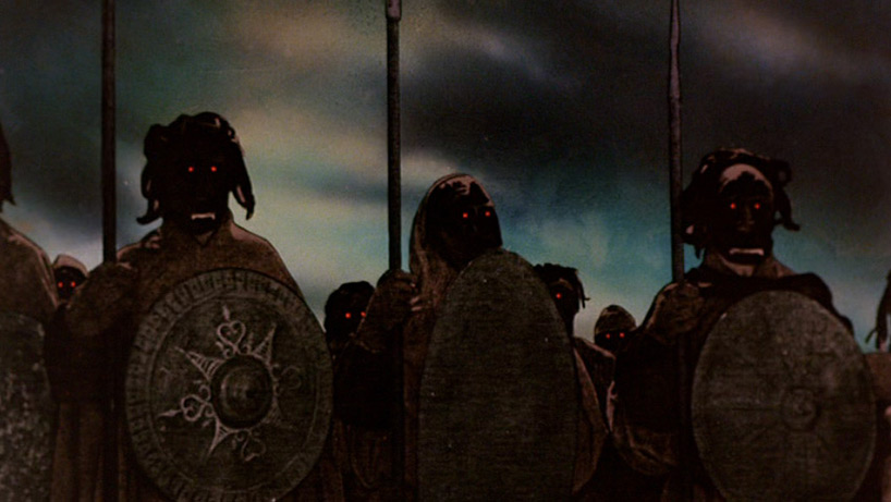 Ralph Bakshi's Lord of the Rings - Orcs of Isengard