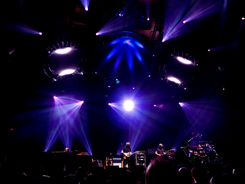 Phish at MSG 12.3.2009