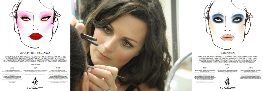 Elizabeth Taylor Makeup and Hair Style Tutorial